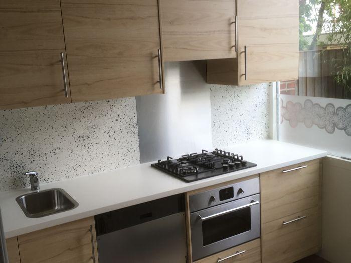 Keuken plaatsen Verbouw
